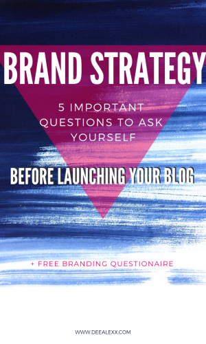 5 important steps to having a killer brand strategy_pin